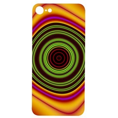 Digital Art Background Yellow Red Iphone 7/8 Soft Bumper Uv Case