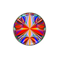 Abstract Art Fractal Art Hat Clip Ball Marker (4 Pack)