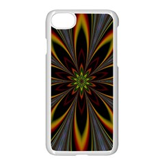Fractal Artwork Idea Allegory Iphone 7 Seamless Case (white) by Sudhe