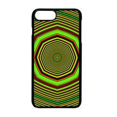 Fractal Artwork Idea Allegory Iphone 7 Plus Seamless Case (black)