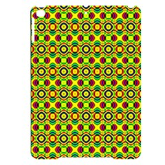 Background Pattern Geometrical Apple Ipad Pro 9 7   Black Uv Print Case