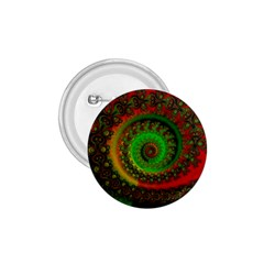 Abstract Fractal Pattern Artwork Art 1 75  Buttons by Sudhe