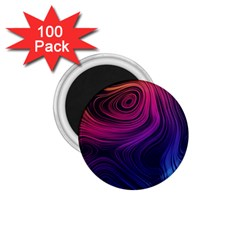 Abstract Pattern Art 1 75  Magnets (100 Pack)