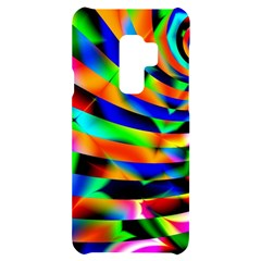 Abstract Art Artwork Digital Art Color Samsung S9 Plus Black Uv Print Case by Pakrebo