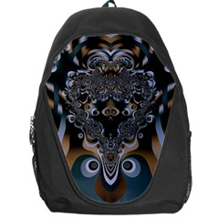 Fractal Art Artwork Design  Art Backpack Bag by Pakrebo