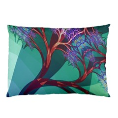 Art Fractal Artwork Creative Pillow Case (two Sides)