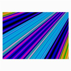 Background Colors Colorful Design Large Glasses Cloth (2 Sides) by Pakrebo