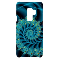 Art Artwork Fractal Digital Art Samsung S9 Plus Black Uv Print Case by Pakrebo