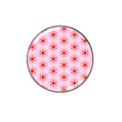 Texture Star Backgrounds Pink Hat Clip Ball Marker