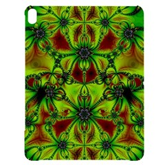 Abstract Art Fractal Artwork Apple Ipad Pro 12 9   Black Uv Print Case