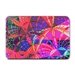 Design Background Concept Fractal Small Doormat  by Pakrebo