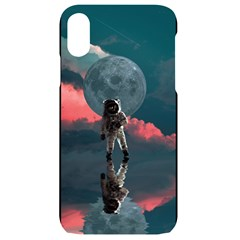 Astronaut Moon Space Nasa Planet Iphone Xr Black Uv Print Case