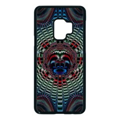 Abstract Abstract Art Artwork Star Samsung Galaxy S9 Seamless Case(black) by Pakrebo