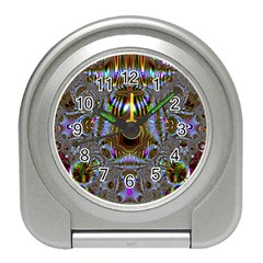 Art Artwork Fractal Digital Art Travel Alarm Clock