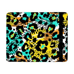 Modern Abstract Animal Print Samsung Galaxy Tab Pro 8 4  Flip Case by tarastyle