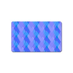 Pastelargyle Magnet (name Card) by designsbyamerianna