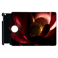 Zappwaits Water Lily Apple Ipad 2 Flip 360 Case