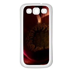 Zappwaits Water Lily Samsung Galaxy S3 Back Case (white)