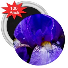 Zappwaits Flower 3  Magnets (100 pack)