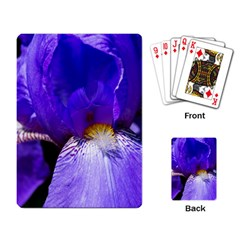 Zappwaits Flower Playing Cards Single Design (Rectangle)