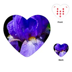 Zappwaits Flower Playing Cards Single Design (Heart)