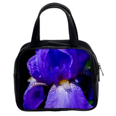 Zappwaits Flower Classic Handbag (Two Sides)