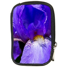 Zappwaits Flower Compact Camera Leather Case
