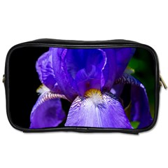 Zappwaits Flower Toiletries Bag (Two Sides)