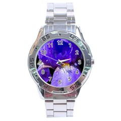 Zappwaits Flower Stainless Steel Analogue Watch