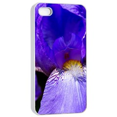 Zappwaits Flower iPhone 4/4s Seamless Case (White)