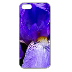 Zappwaits Flower Apple Seamless iPhone 5 Case (Clear)
