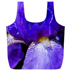 Zappwaits Flower Full Print Recycle Bag (XL)