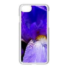 Zappwaits Flower iPhone 8 Seamless Case (White)