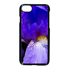 Zappwaits Flower iPhone 8 Seamless Case (Black)