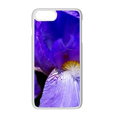 Zappwaits Flower iPhone 8 Plus Seamless Case (White)