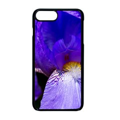 Zappwaits Flower iPhone 8 Plus Seamless Case (Black)