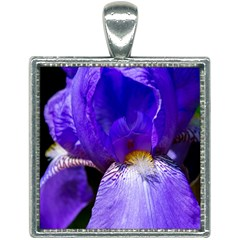 Zappwaits Flower Square Necklace