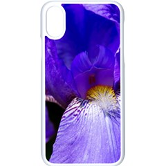 Zappwaits Flower iPhone XS Seamless Case (White)