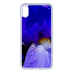 Zappwaits Flower iPhone XS Max Seamless Case (White)