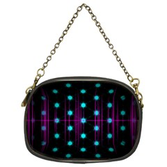 Sound Wave Frequency Chain Purse (two Sides) by HermanTelo