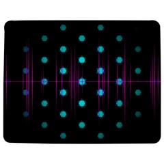 Sound Wave Frequency Jigsaw Puzzle Photo Stand (rectangular)