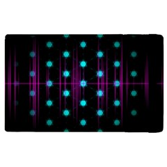 Sound Wave Frequency Apple Ipad Pro 12 9   Flip Case