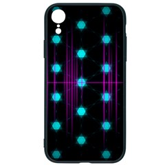 Sound Wave Frequency Iphone Xr Soft Bumper Uv Case
