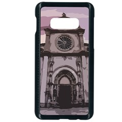 Cathedral Samsung Galaxy S10e Seamless Case (black)