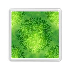 Pagan Mandala Seamless Tileable Memory Card Reader (square) by Wegoenart