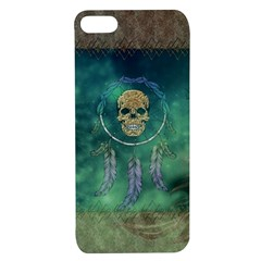 Dreamcatcher With Skull Apple Iphone 7/8 Tpu Case by FantasyWorld7