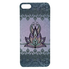 Abstract Decorative Floral Design, Mandala Apple Iphone 7/8 Tpu Uv Case