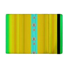 Colors And Flowers Ipad Mini 2 Flip Cases by pepitasart