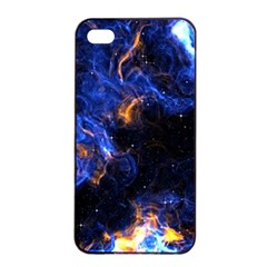 Universe Exploded Iphone 4/4s Seamless Case (black) by WensdaiAmbrose
