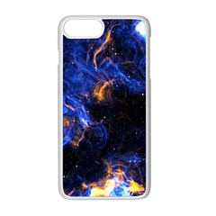 Universe Exploded Iphone 8 Plus Seamless Case (white) by WensdaiAmbrose